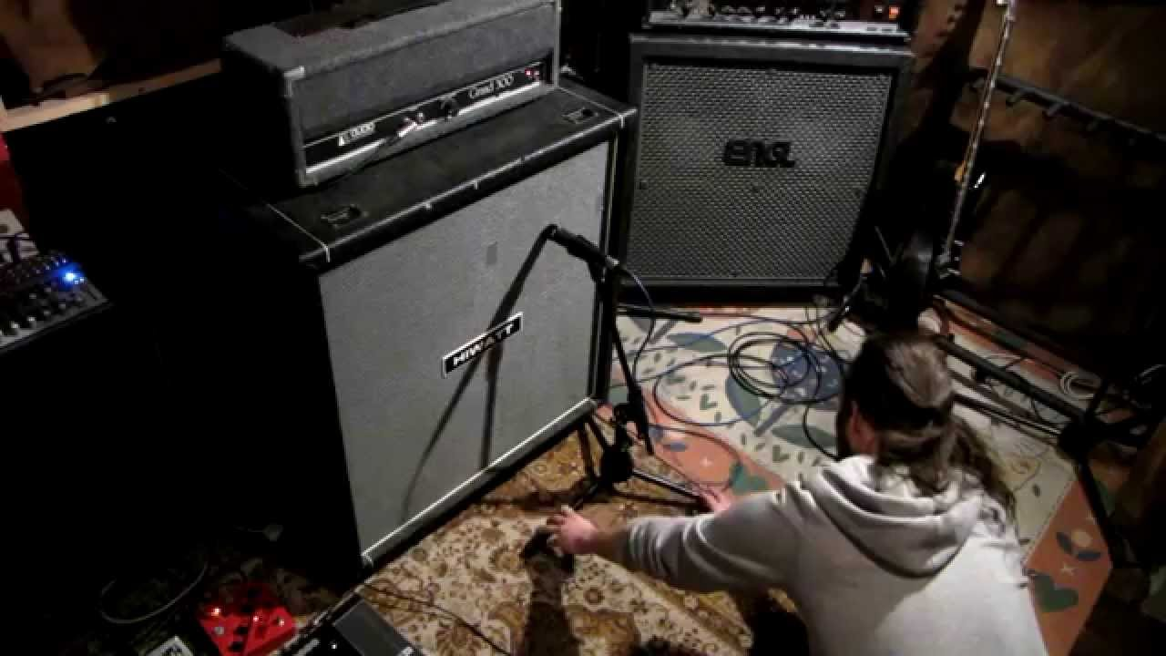 electric guitar recording with shure sm57 part01 0 20 distance from the speaker youtube. Black Bedroom Furniture Sets. Home Design Ideas
