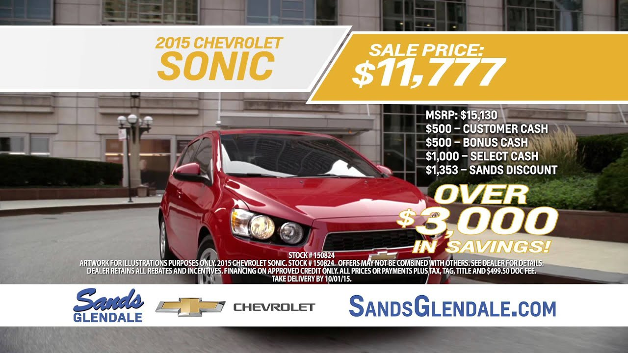 chevrolet car savings at sands chevrolet in phoenix youtube. Cars Review. Best American Auto & Cars Review