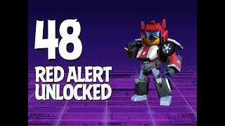 Angry Birds Transformers - Gameplay Walkthrough Part 48 - Red Alert Unlocked