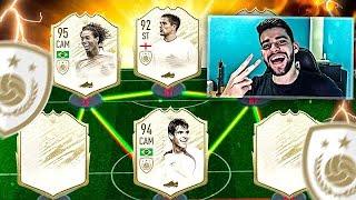 196 FUT DRAFT!!! TÁ MUITO ABSURDO O NOVO DRAFT no FIFA 20!!