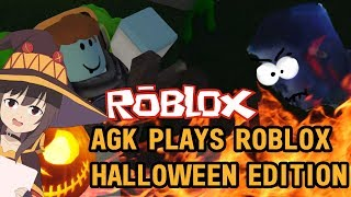 [AGK BONUS] AGK spielt Roblox Halloween Edition!