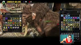 O Massivo ao Vivo - Upando Ranger no BLESS Online