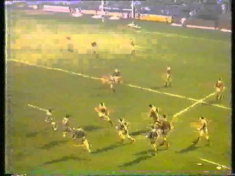 Halifax vs Hull KR John Player Trophy Semi Final 29 12 1984