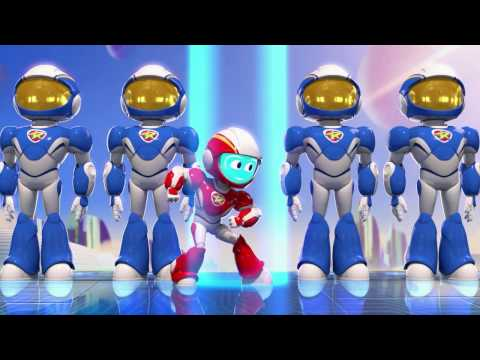 Space Ranger Roger Opening