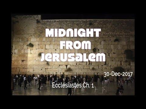 Midnight From Jerusalem 30-Dec-2017