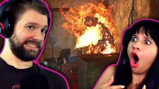 The Last of Us Part 2 - #22 | TORCHING THE INFECTED
