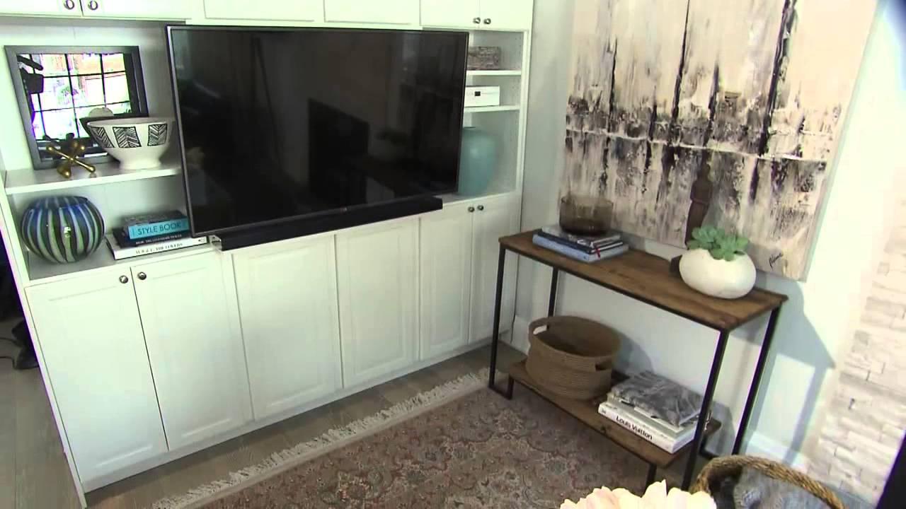 Jennifer Valentyne Gets A Living Room Makeover
