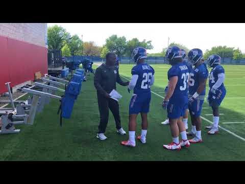Giants rookie minicamp: Saquon Barkley highlights