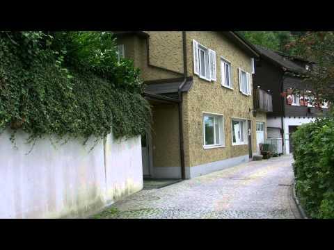 アキーラさん住宅街散策①リヒテンシュタイン・ファドゥーツ市内Vaduz,Liechtenstein