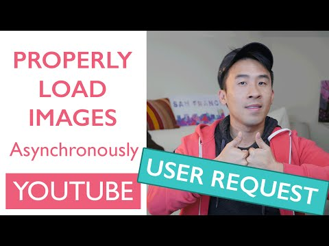 Swift: YouTube -  How To Load Images Async In UICollectionView (Ep 6)