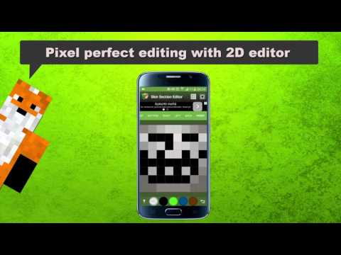Skin Editor Tool For Minecraft Apps No Google Play