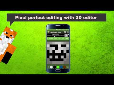 Skin Editor Tool For Minecraft Apps En Google Play - Skin para minecraft q