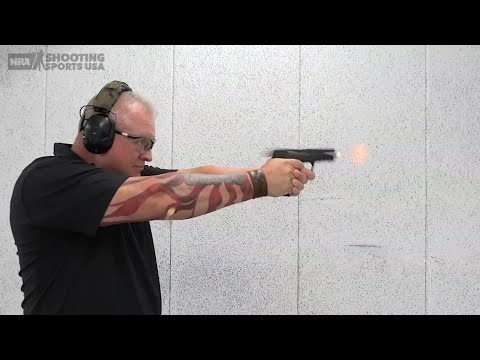 Handgun Technique: Follow-Through Vs. Recovery