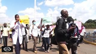Gender Commission urges govt to resolve doctors' strike