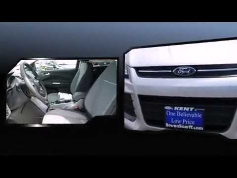 Ford Escape SE In Kent WA YouTube - Bowen scarff car show