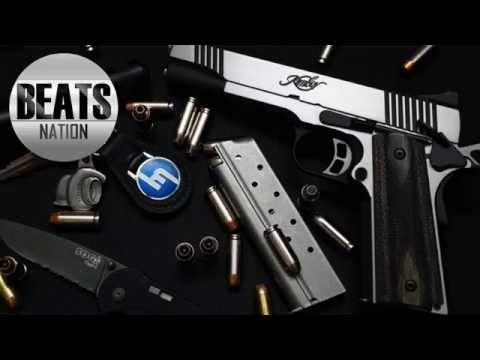 Hard Aggressive Rap Beat Hip Hop Instrumental 2015 (prod. by Markezi Producer)
