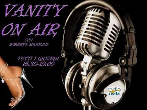 """Patrizia Cadau ospite a """"Vanity on Air"""""""