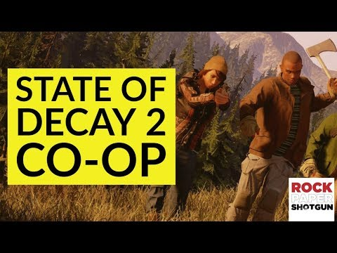 Co-op Is The Best Way To Play State Of Decay 2
