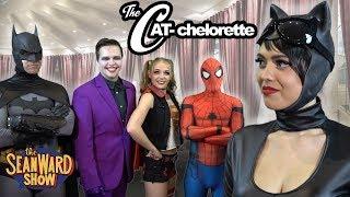 BATMAN & JOKER in The CAT-chelorette - The Bachelorette parody