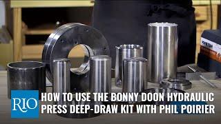Bonny Doon 6 inch Deep Draw