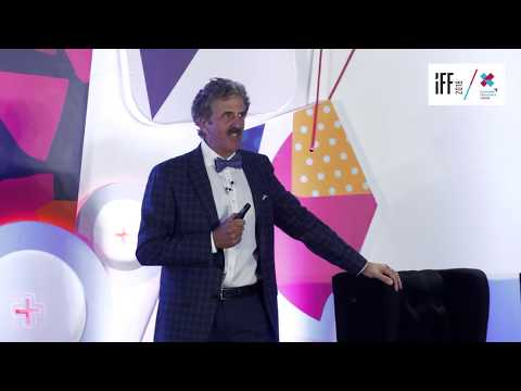 INDIA FASHION FORUM 2018 - Master Class By Michael Yacobian