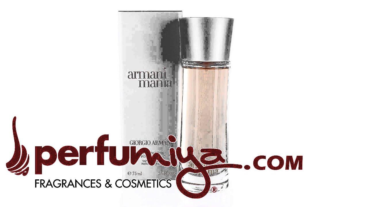 Armani Mania Perfume For Women By Giorgio Armani From Perfumiya