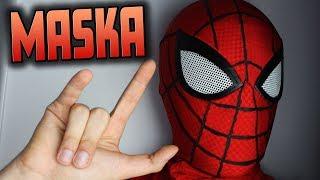 Zrobiłem Maskę Spider-Mana! (Inspirowana PS4)