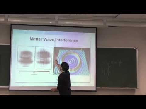 Quantum Coherence and Interference induced by Interaction of Light and Matter (莊又霖)