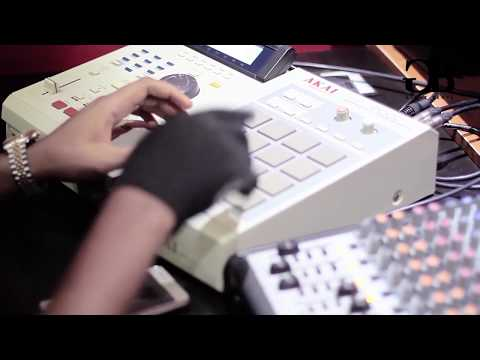 Giant Beats Studios - Making The Beats with Dj Romzy & MadMike