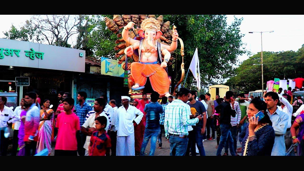 Ichalkaranji ganesh darshan | ichalkaranji ganeshostav 2018 ...