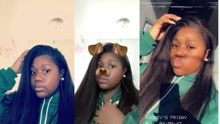 Y'all thought I couldn't get cute! |RIRIHair Lace Front Wig