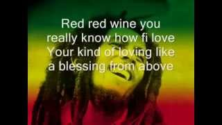 Youtube Bob Marley Red Red Wine Lyrics
