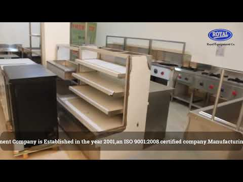 Commercial And Hotel Kitchen Equipment Manufacturer | Royal Equipment Video Bio |