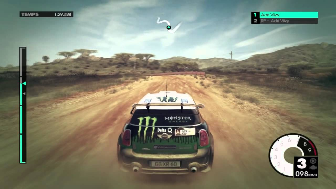 dakar 2012 mini all 4 racing sur dirt 3 youtube. Black Bedroom Furniture Sets. Home Design Ideas