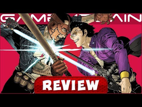 Travis Strikes Again: No More Heroes! – REVIEW (Nintendo Switch)