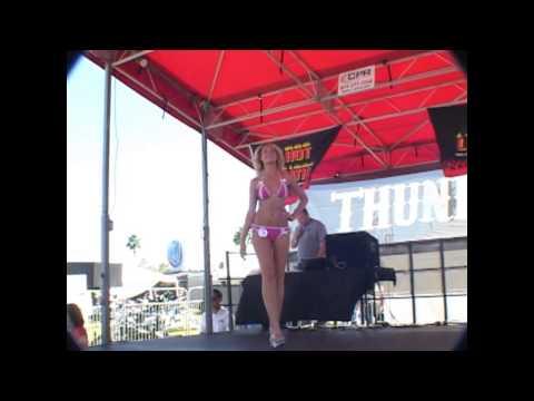 2012 Daytona BiketoberFest Hooters Bikini Contest