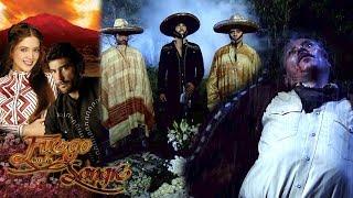 Fuego en la sangre - Capítulo 141: La muerte de Ricardo Uribe | Tlnovelas