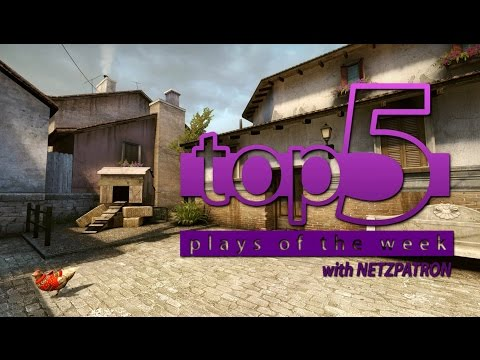 CS:GO Top 5 Plays of the Week - March 23rd