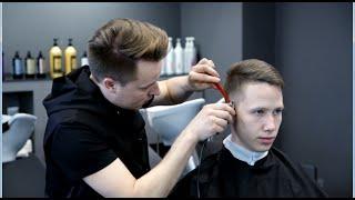 Как сделать мужскую стрижку на коротких волосах?(Даже для мужчин – длина волос не имеет значения, обладаешь ли ты длинными или короткими волосами, ты всегда..., 2016-05-19T15:34:07.000Z)