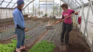 Cool Tools  for Small-Scale Farmers – In the Alaska Garden with Heidi Rader