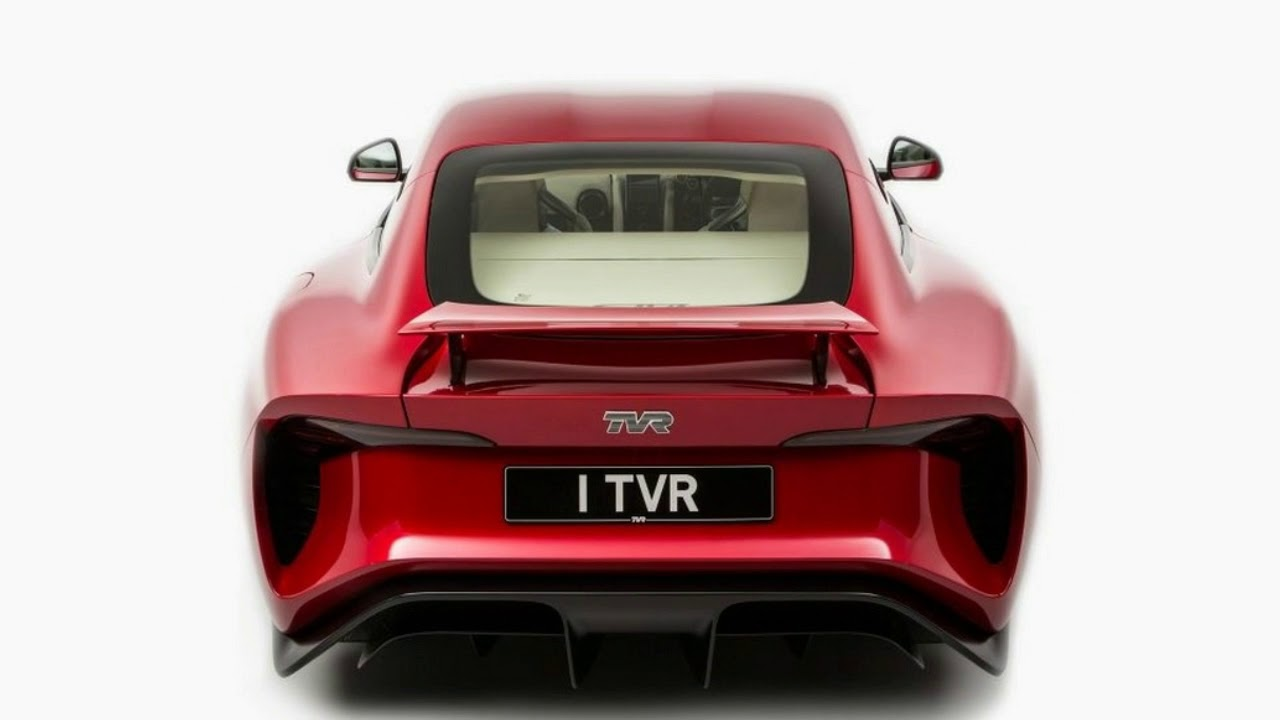 all new 2019 tvr griffith full story on blackpool 39 s sports car youtube. Black Bedroom Furniture Sets. Home Design Ideas