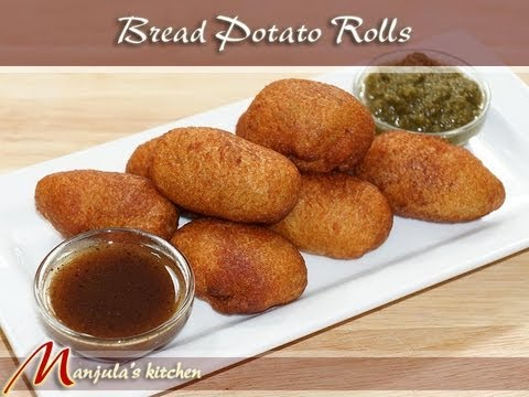 Bread potato rolls recipe by manjula indian vegetarian appetizers bread potato rolls recipe by manjula indian vegetarian appetizers forumfinder Image collections