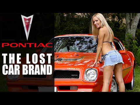 Pontiac - A Lost Automotive Brand - What Happened?