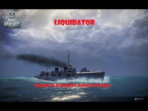 World of Warships- Liquidator