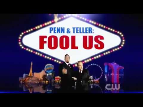 Penn & Teller Fool Us Won't Get Fooled Again