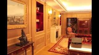 Four Seasons - The George V- Royal one Bedroom Suite, Paris ,by Matteo Minetto Virtual Tour 4K 3D