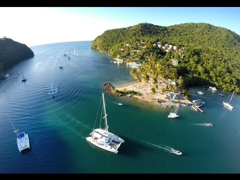 """The """"Vacation Club"""" Private Villas of Marigot Bay, St. Lucia"""