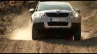 2010 Skoda Yeti Production Unleashed Videos