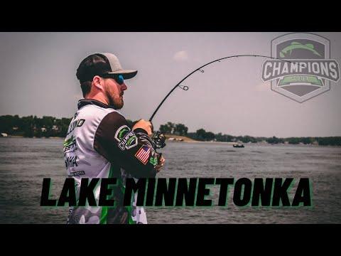 2021 Champions Tour on Lake Minnetonka