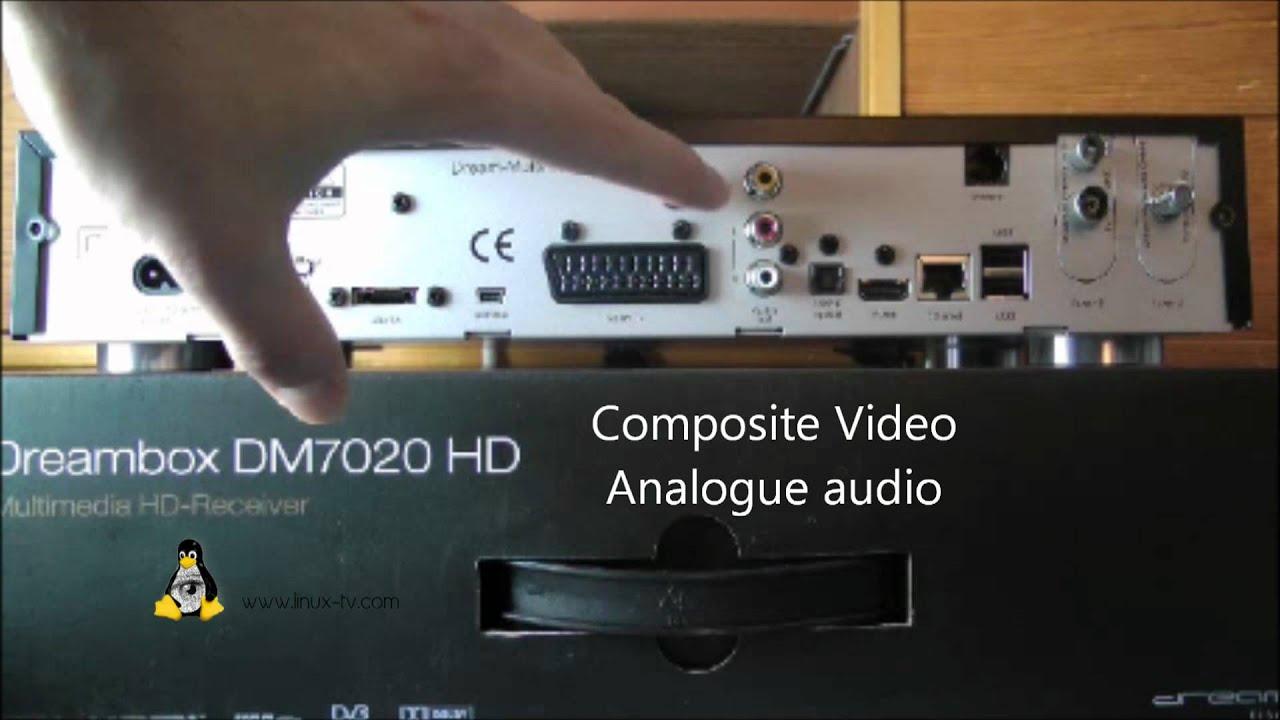DM7020 HD Review - Linux-TV com